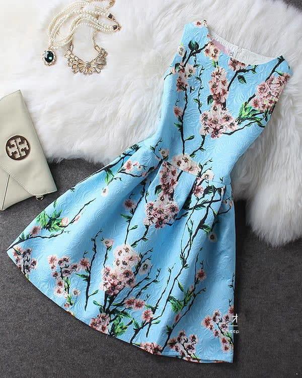 aliexpress-vestido-azul-flores