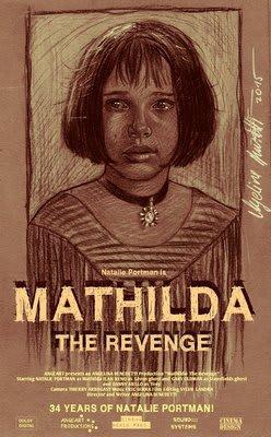 Mathilda Drawing
