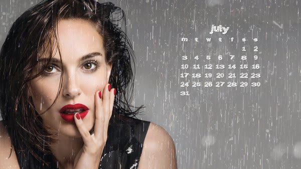 Calendar – July