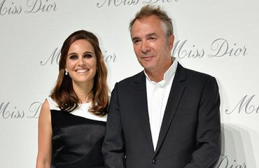 Natalie Attends Dior Exhibition Opening in China