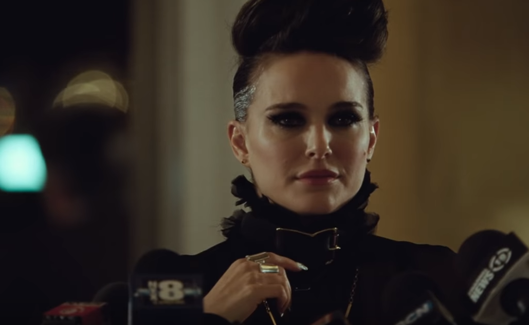 So, about that Vox Lux poster…