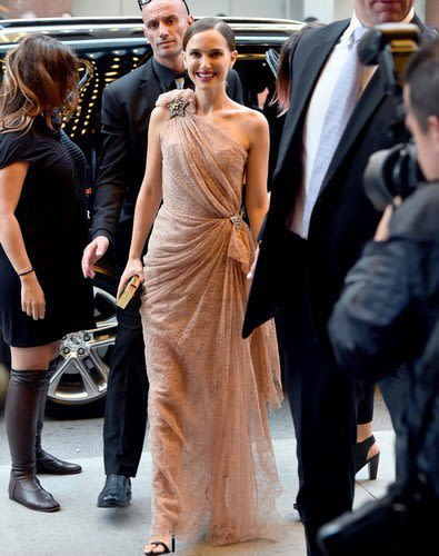 Natalie Portman TIFF Premiere