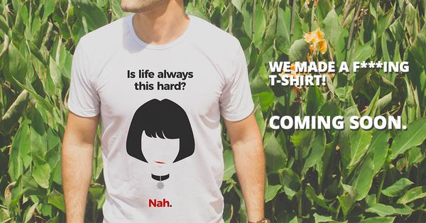 Natalie Portman Mathilda t-shirt