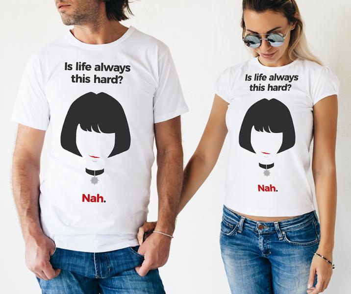 Mathilda The Professional t-shirt