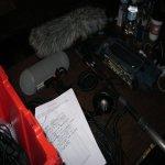Recording gear!
