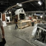 Set construction in the Storeum.