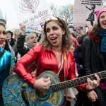 Singers, Women's March