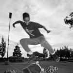 Tony kickflip