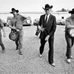 Bluegrass band