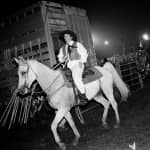 Rodeo leader