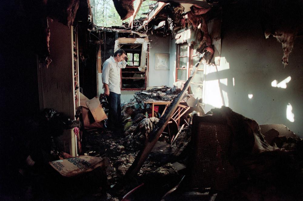 Slidell house fire