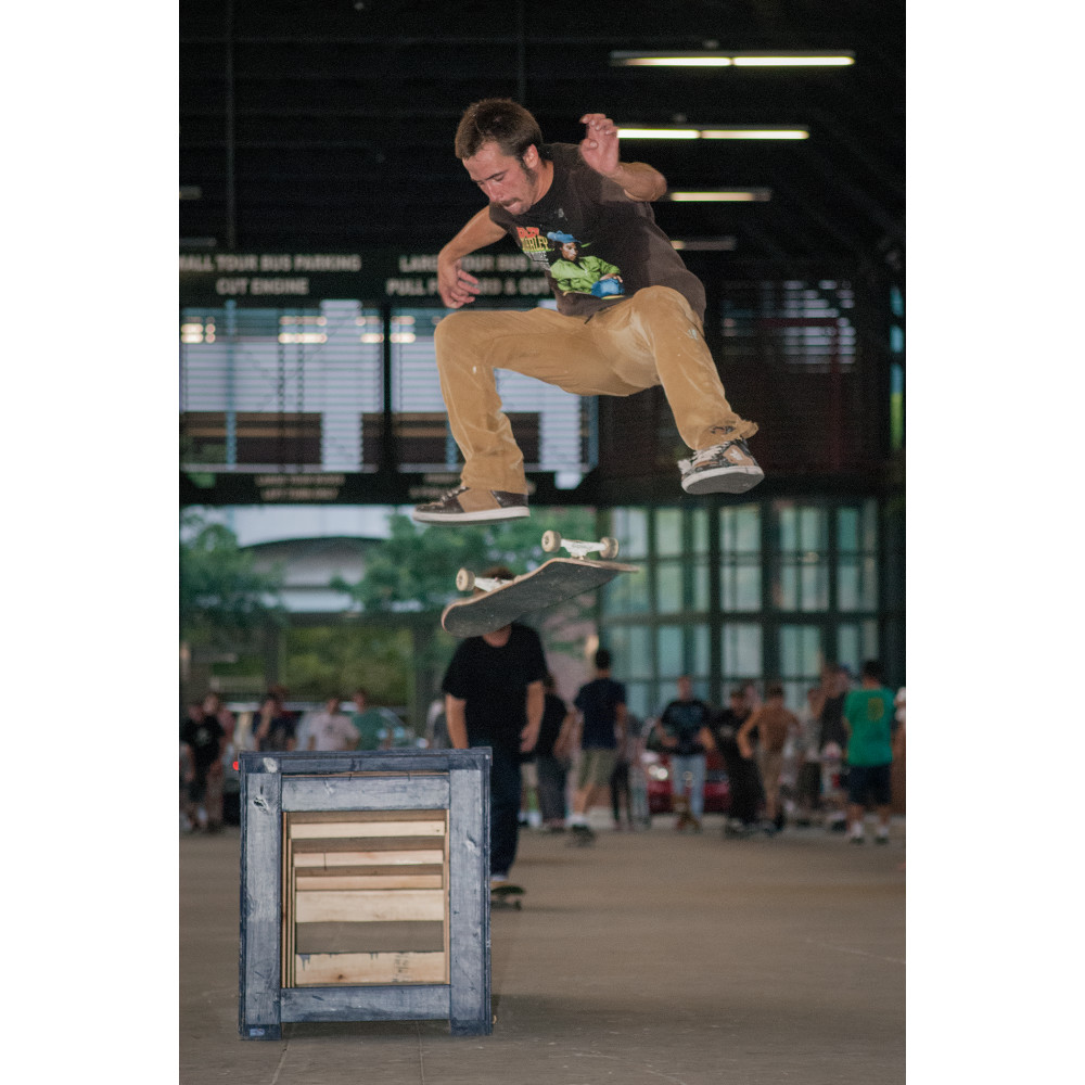 Frady kickflip