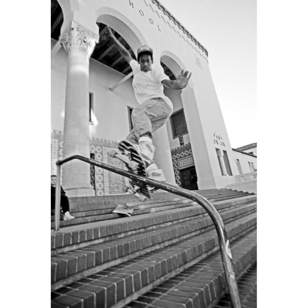 Tony San Fran rail