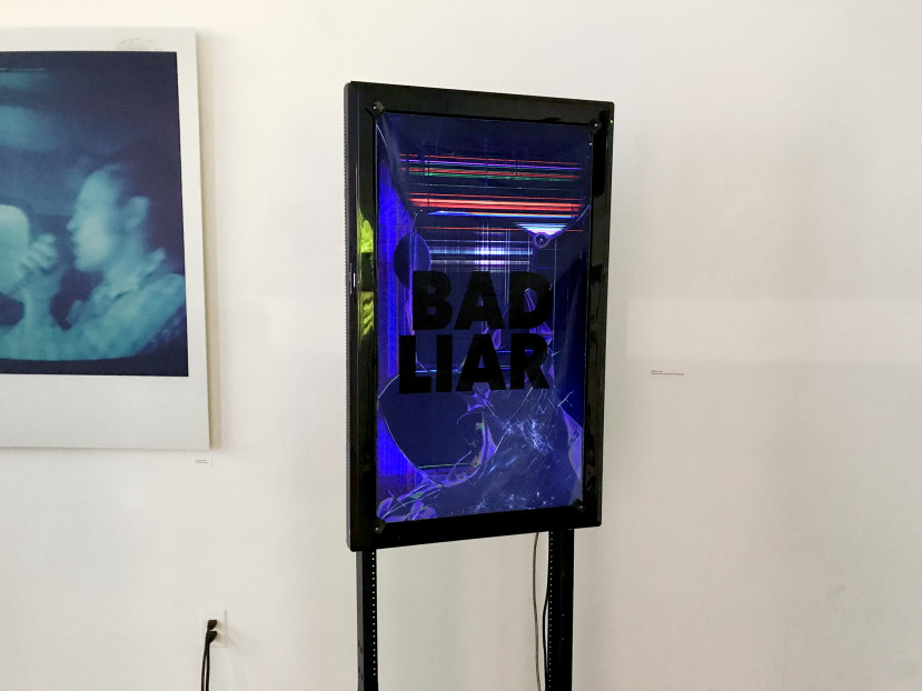Image of Bad Liar at Citadel gallery