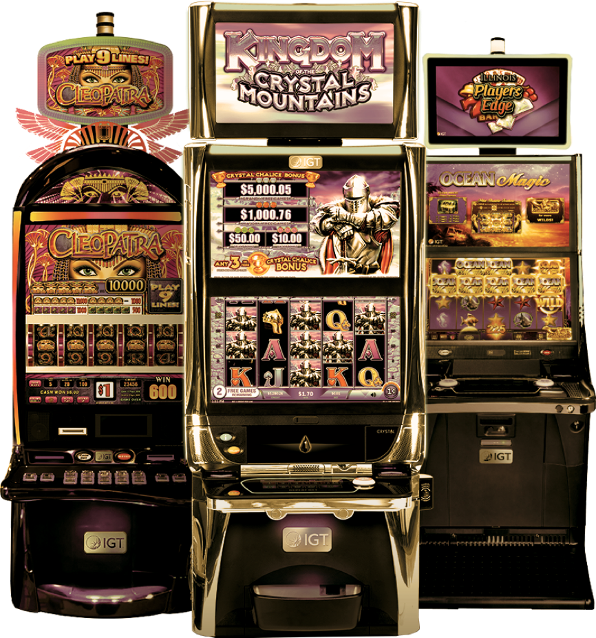 Slot machine lottomatica