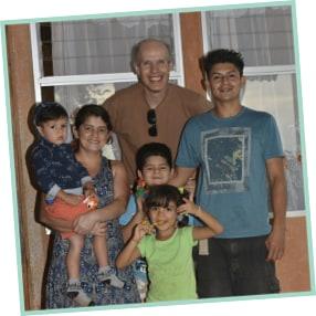 Esteban and family