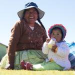 fair trade knitter