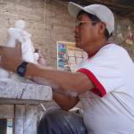 alabaster artist