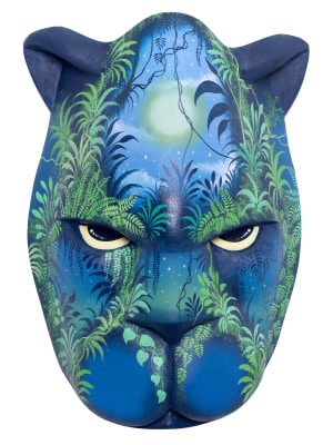 winning mask Jaguar Nocturno