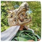 boruca mask history