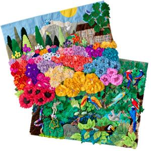 Arpillera Art Quilts