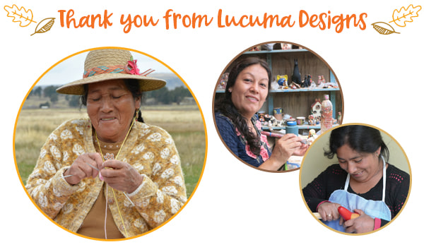 thanks from Lucuma Designs