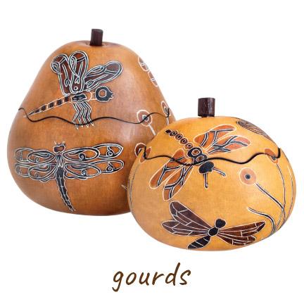 ecofriendly gourds