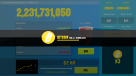 Bitcoin Wallet Simulator