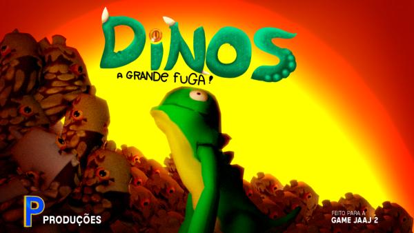 Conheça Dinos - A grande fuga!