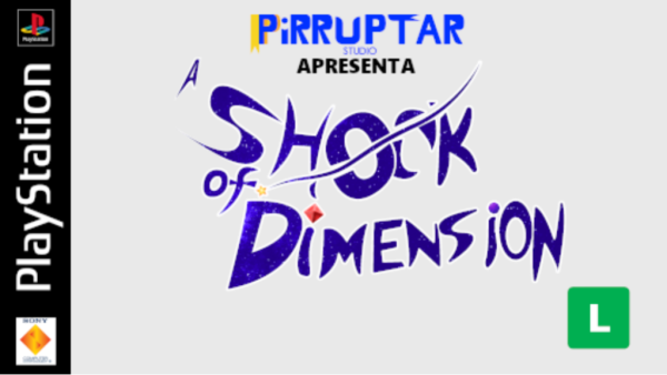 "Conheça ""A shock of dimension"""