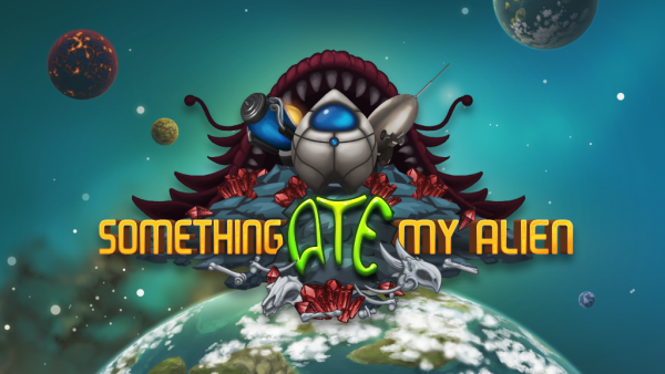 "Our game ""Something Ate My Alien"""