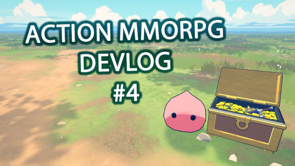 Hey !he Devlog #4 is out !! Lets see whats new
