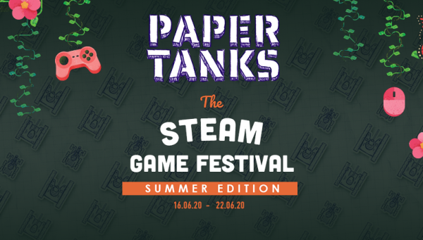 My game is now at the summer festival Steam