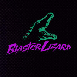 This is Blaster Lizard Co.