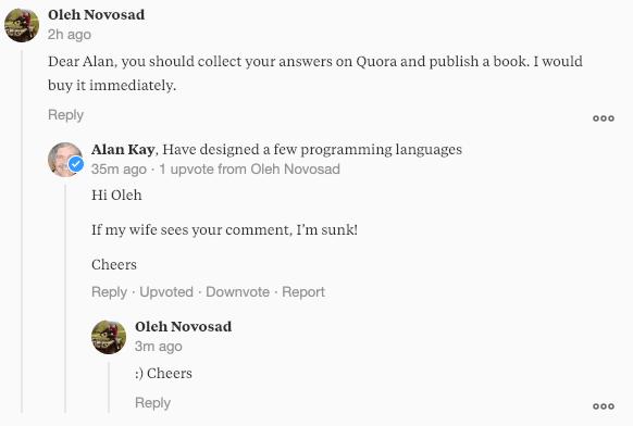 Alan Kay Quora