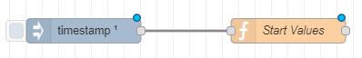 Timestamp value setting