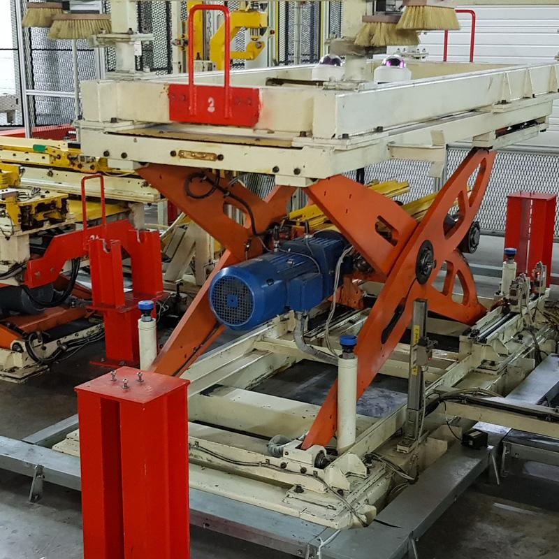 Industry 4.0 Pilots: Noninvasive predictive maintenance