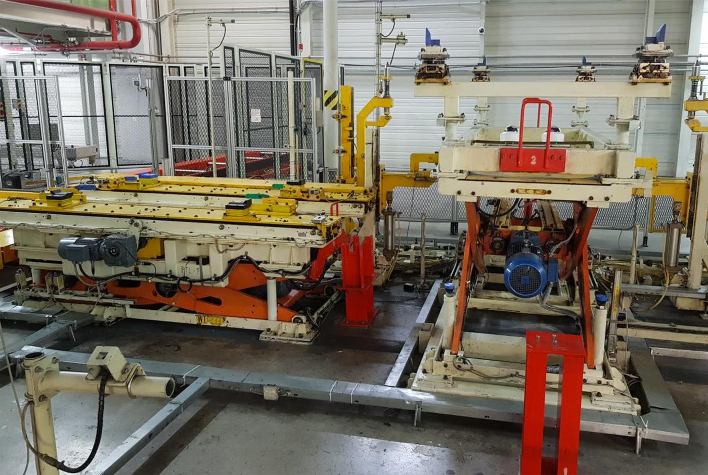 TPCA manufacture