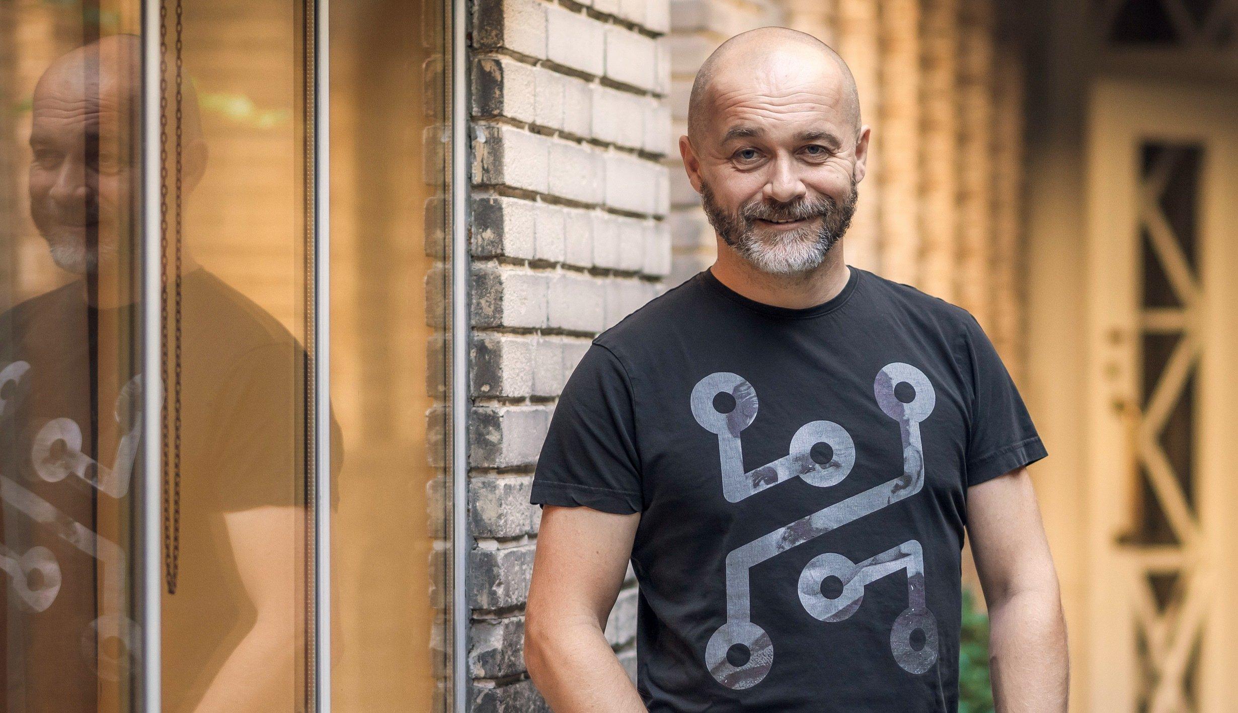 Alan Fabik, CEO HARDWARIO