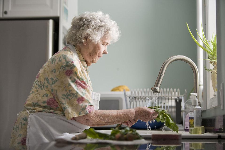 Nouzové tlačítko pro seniory