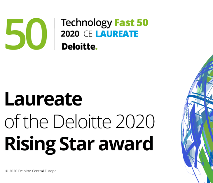 HARWARIO ranked 5th rising start in Deloitte Technology Fast 50 CE 2020