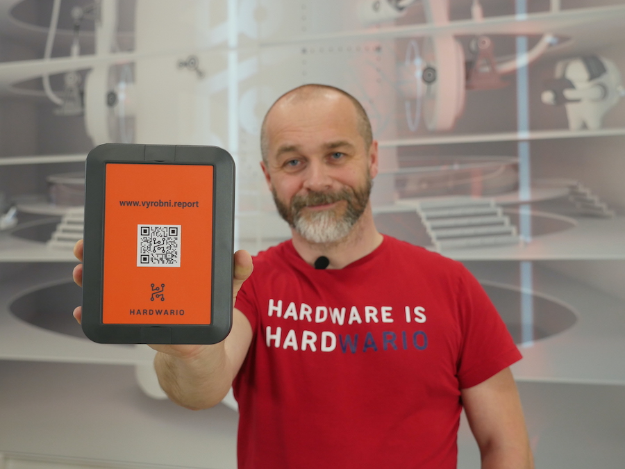 HARDWARIO spustilo jedinečný program pro výrobní firmy