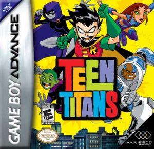 Teen Titans Psp 31