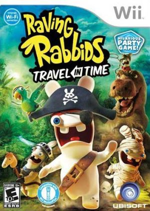 Wii Raving Rabbids Travel In Time Review