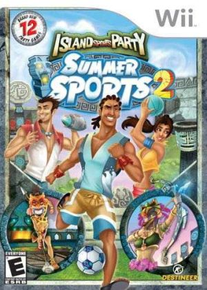 Wii Summer Sports  Island Sports Party Review