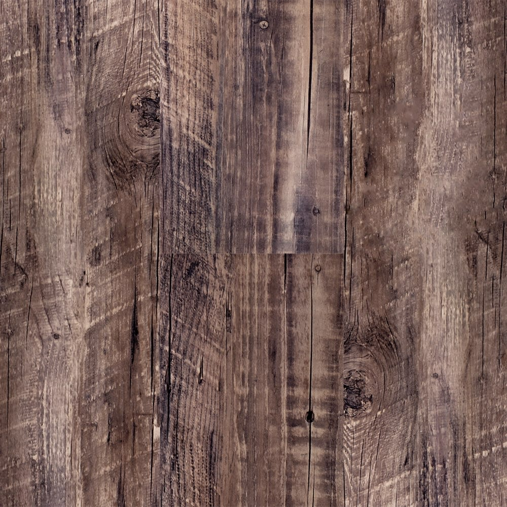 5mm Rustic Reclaimed Oak Luxury Vinyl Plank Flooring