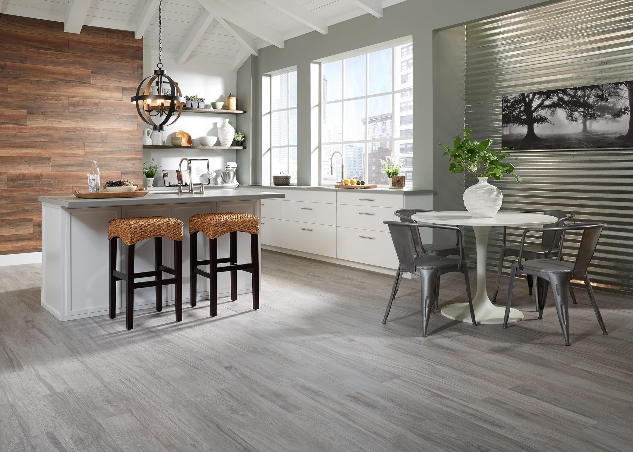 Avella Oceanside Oak Gray HD Porcelain Tile