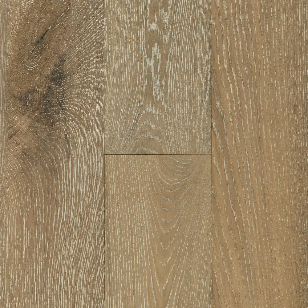 3/8 in. Vintage French Oak Distressed Engineered Hardwood Flooring 6.375 in. Wide