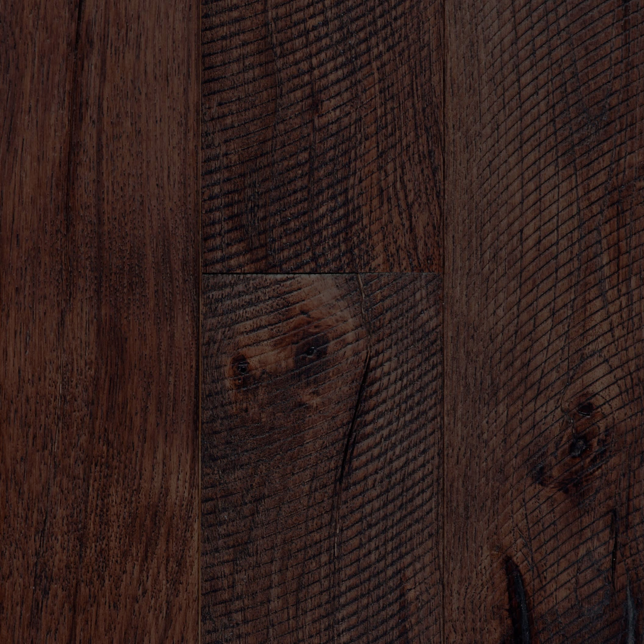Belmont Hickory Distressed Engineered Hardwood Flooring