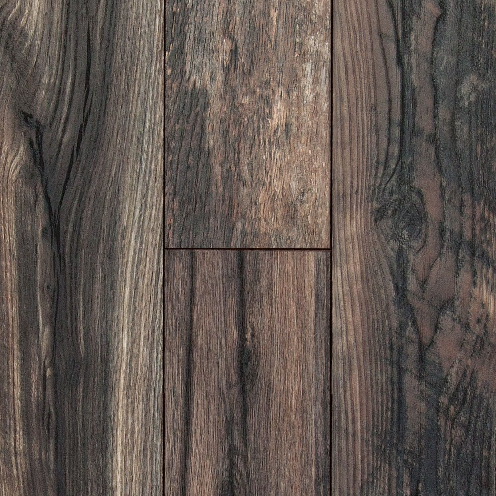 12mm Antique Wood Medley Laminate Flooring